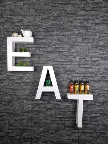 EAT/TEA Buchstaben Set